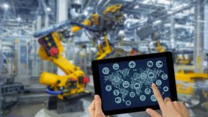 Tecnologia aplicada a industria