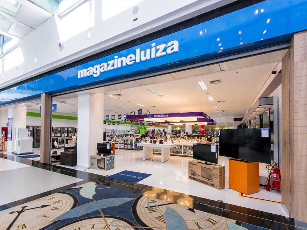 Loja Conceito Magazine Luiza no Shopping