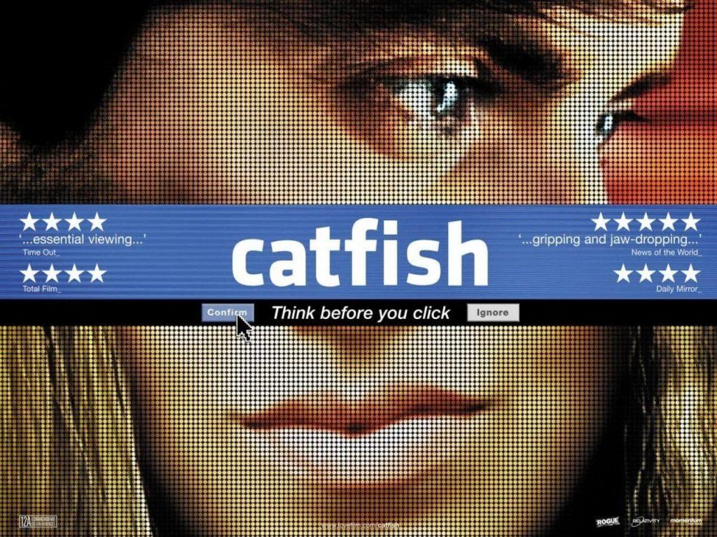 Catfish-documentário-logo
